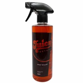 Spray Sealant for that gloss finish